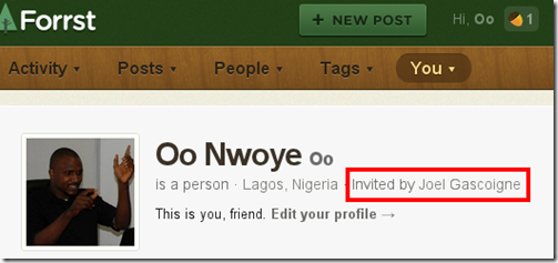 Oo Nwoye  Oo  is a person - Forrst
